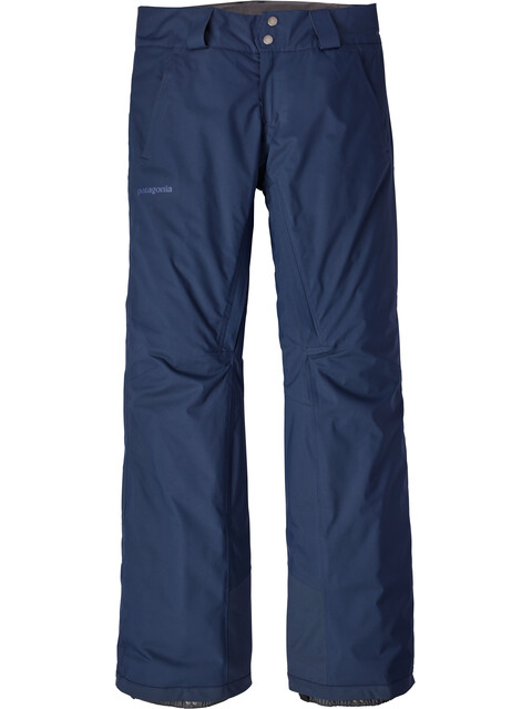 """Patagonia W's Insulated Snowbelle Regular Pants Navy Blue"""